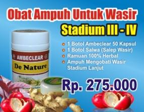 Wasir Stadium 3-4